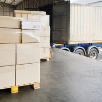stack-shipment-boxes-pallet-waiting-load-into-container-truck-2
